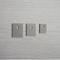 ALN ceramic substrate high thermal conductivity insulation 1141140.5mm without holes thumbnail image