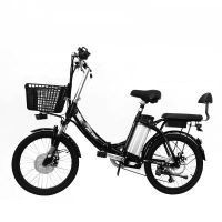 20 inch aluminum folding E-bike factory produces cheap electric bikes riding to work