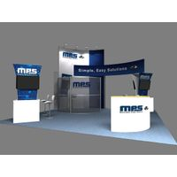 100% Pure Stable&Durable Fabric Tradeshow Booths