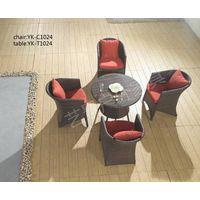 rattan outdoor furniture / garden furniture / rattan chair