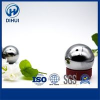 100Cr6SiMn Chrome Steel Ball for Slewing Bearing thumbnail image