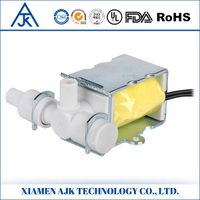 Normal Close 3 Way Mini Solenoid Air Valve