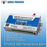 GSM  M2M Temperature Alarm and Controller