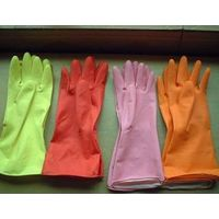 Natural Latex Household Gloves