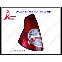 Dacia Sandero tail lamp auto parts for Renault thumbnail image
