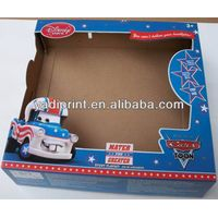 Small CMYK Printing Cardboard Box for Toy Packing thumbnail image