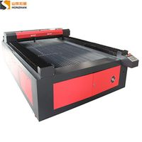 HONZHAN HZ-1325 Laser Engraving Cutting Machine 13002500mm for Wood Acrylic Plastic thumbnail image