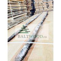 KD birch timber