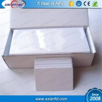 White Inkjet Printable PVC ID Card For Epson/Canon Printer