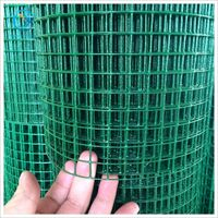 Europe standard pvc coated & galvanized welded wire mesh panel