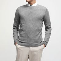 hot sale high quality OEM men's cashmere sweater
