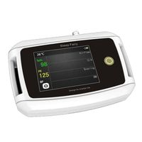 8 Parameters Portable Polysomnograph for Sleep Diagnosis
