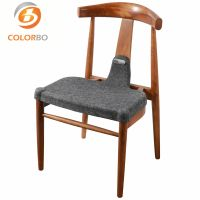 Polyester fiber office furniture acoustic chair