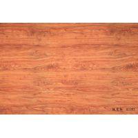 chestnut wood grain melamine decorative base paper