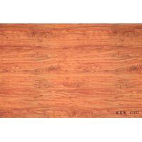chestnut wood grain melamine decorative base paper