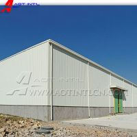 Pre-engineered Steel Structure Warehouse thumbnail image