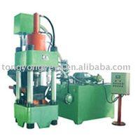 Metal Briquetting Press
