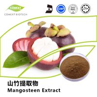 Alpha mangostin 10%~90% Mangosteen Extract thumbnail image