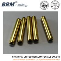 Machining automotive brass tube factory direct supply thumbnail image