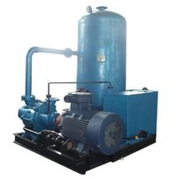 Dewatering Vacuum System to Pump Corrosive Gas as per request
