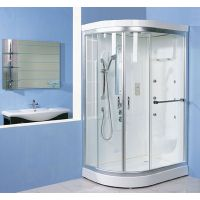 Integral Shower Room