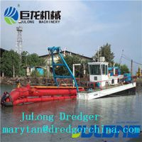 2000m3/hr cutter suction dredger