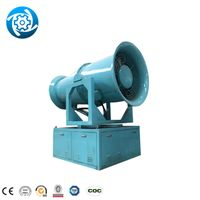 Fire Fighting Fog Cannon Dust Removal Fog Cannon Fog Cannon Agriculture Pesticide Sprayer