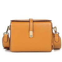 2019 Hot sales Girl candy color shoulder bag women crossbody messenger bag