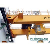 CH(W)B Series Semi Gantry Crane Open Winch thumbnail image