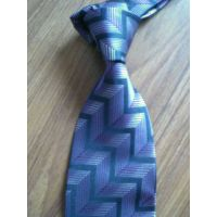 Blue Polyester Tie thumbnail image