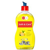 Soft & Care Dishwasing Liquid