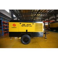 TEWATT TWT493D-14T portable diesel air compressor