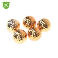 Metallic golf ball,gold golf ball thumbnail image