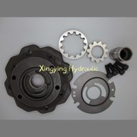 Rexroth A4VG56/71/90/125/180/250,A10VG28/45Hydraulic Charge Pump