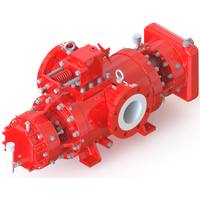 Horizontal Twin Screw Pumps