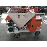 automatic cement mortar spraying machine