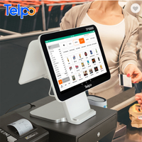 Telpo Cash Register POS for Supermarket Small Restaurant Cash Register