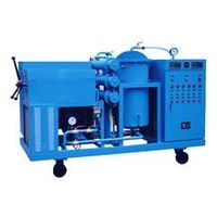 QJ Series Vacuum Turbine Oil Purifier