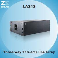 lA212 ,Dual 12 Thri-amp Line array thumbnail image