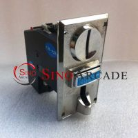 JY-925 CPU Multi Coins Selector coin Acceptor for Vending Arcade mechine, accept any 5 kinds of coin
