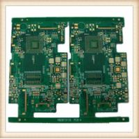 Double Sides for iPod PCB with High Quality