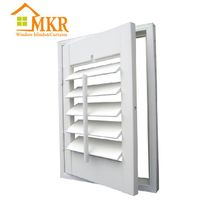MKR Wooden Plantation Inner Window Shutter From China thumbnail image