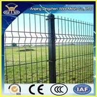Classic cheap anti climb fence