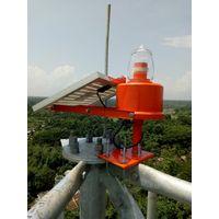 SOLAR LOW INTENSITY AVIATION LAMP