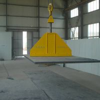 Automatic Permanent Magnetic Lifter for Steel Plate Handling