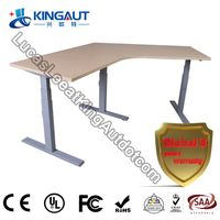 Height adjustable desk /sit stand desk office desks