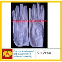 Polyurethane(PU) glove work glove (A08-AH09)