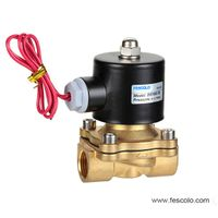 2W (UW) Series Direct Acting Solenoid Valve (Big Orifice)
