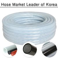 Clear Heavy Ducty Suction Hose - Phtalate Free - Made in Korea thumbnail image