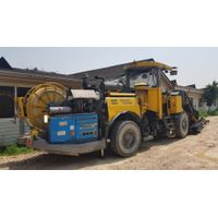 Used crawler drill machine ATLAS COPCO BOOMER M2D